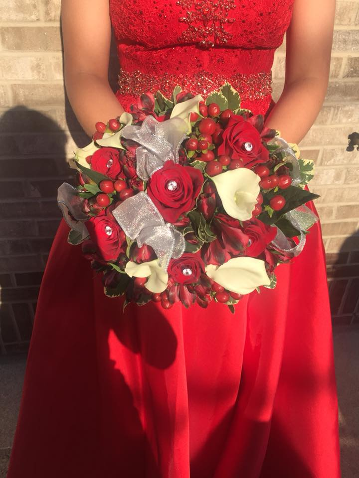 Prom Picture Flowers